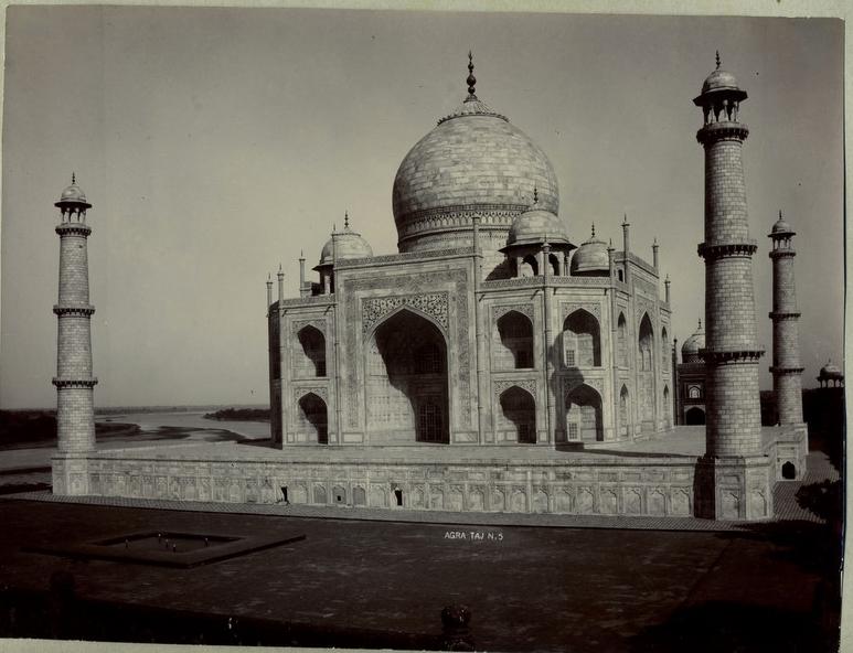 vintage photograph of taj mahal agra s old n photos vintage photograph of taj mahal agra 1890 s