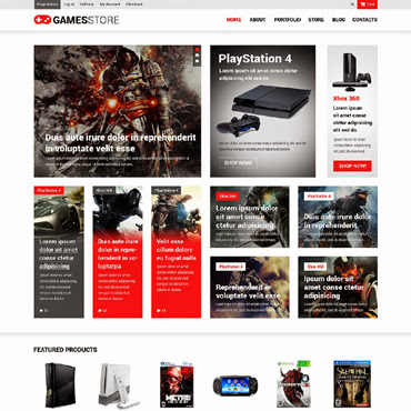 Games WooCommerce #50724