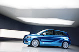 PARIS 2012 - Mercedes-Benz Concept B-Class Electric Drive announced