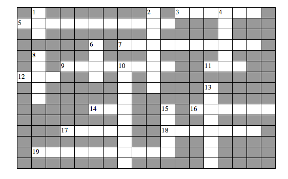 Freelance Writer's Crossword Challenge - Win a Free Ebook!