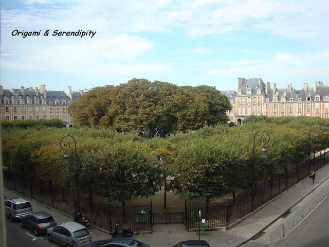 Place de Vosges, París, Elisa N, Blog de Viajes, Lifestyle, Travel