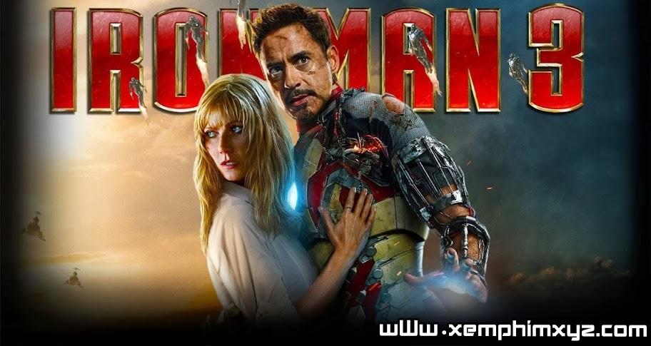 Người Sắt: Phần 3 - Iron Man 3