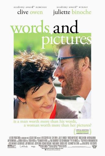 Λόγια και Εικόνες (Words and Pictures) Poster