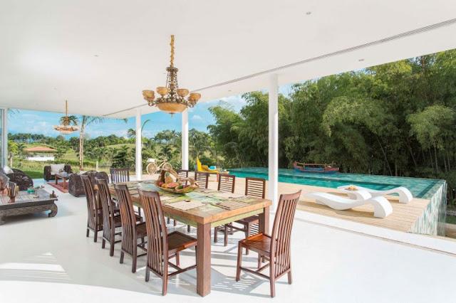 #GM Arquitectos 哥倫比亞建築事務所:打造 Gallery House 藝術之家 別墅 11