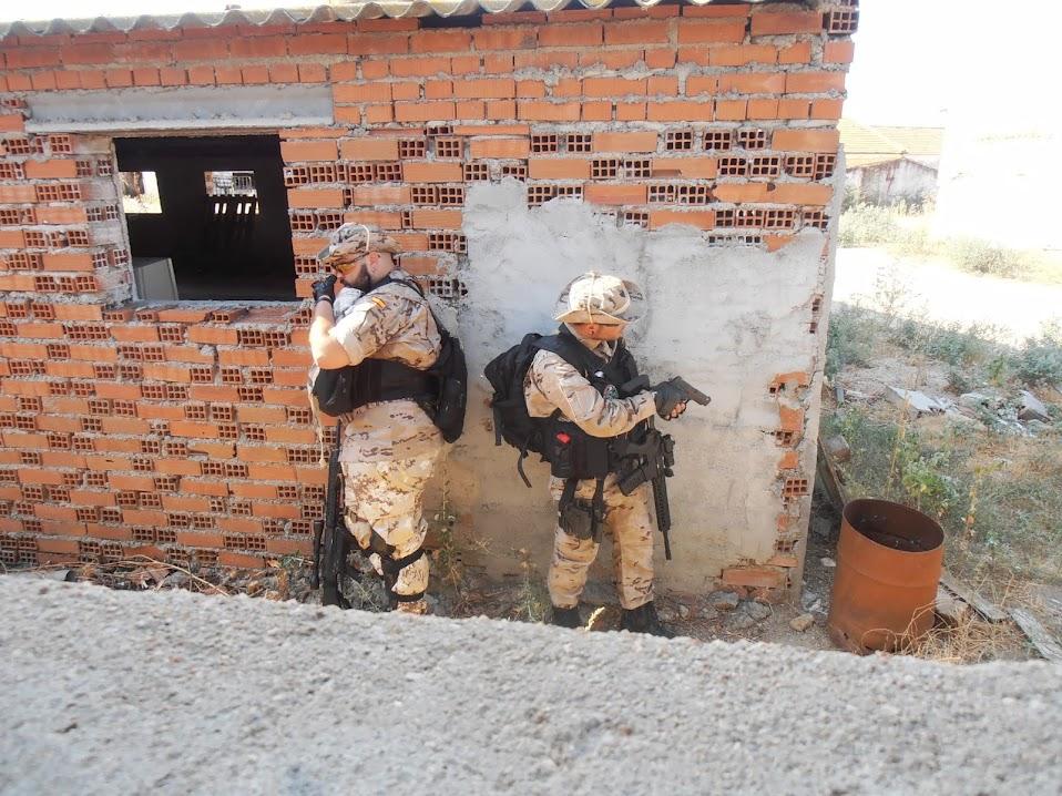 """Fotos de """"Operación Granja"""". 25-08-13. P8250035"""