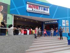 Cartelera Cine Movie Time Cañete