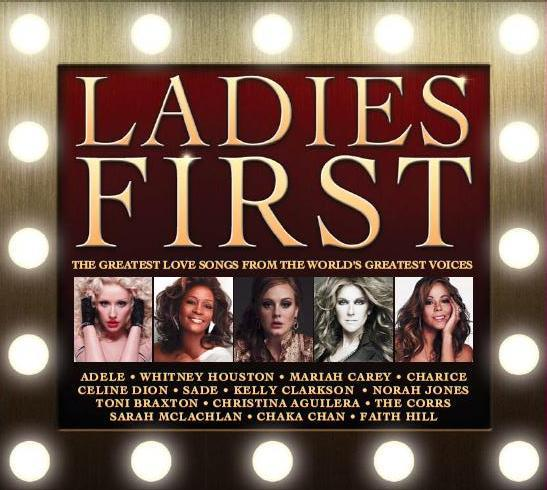 Ladies First: The Greatest Love Songs From The World's Greatest Voices (2012) 575502_404080706277389_133601893325273_1445924_356572550_n