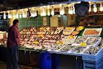 Istanbul: marché d'Uskudar