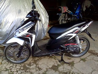 Vario 125 Modifikasi Ring 17