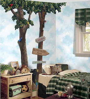 Tree Wall Murals
