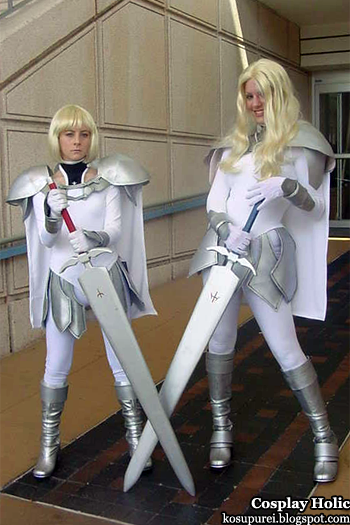 Claymore teresa cosplay