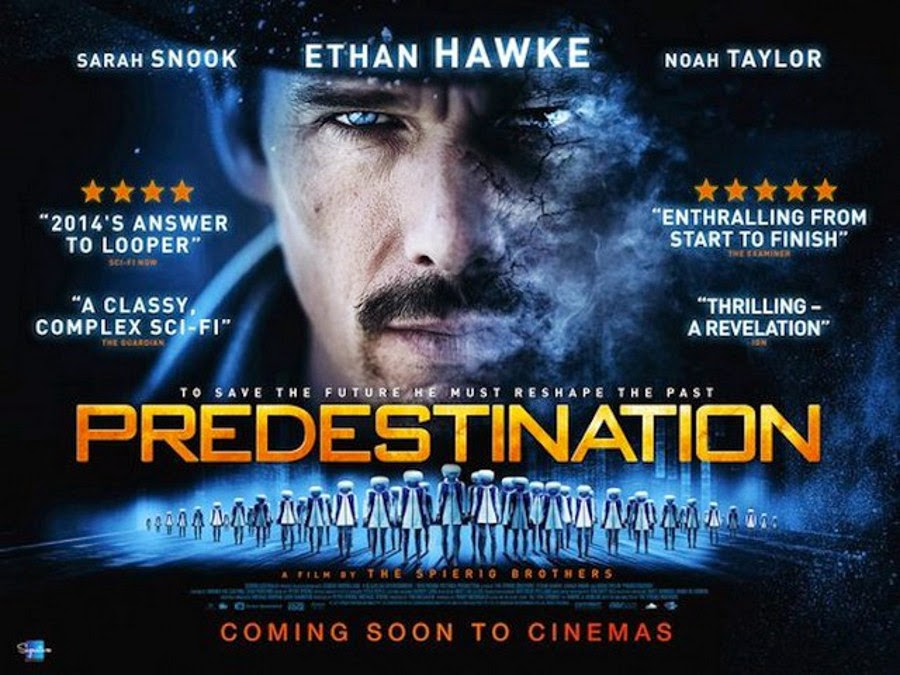 Predestination (2015) | Catling on Film
