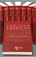 African American  National Biography Harvard & Oxford