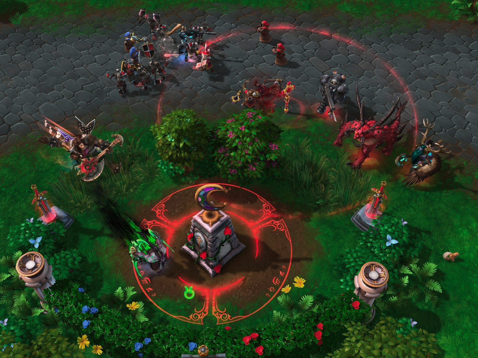 Heroes of the Storm: MOBA của Blizzard lộ diện 6