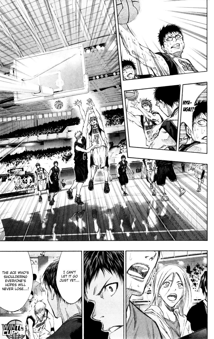 Kuroko no Basket Manga Chapter 135 - Image 11