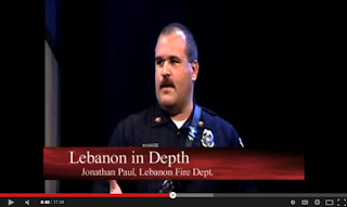 Carbon Monoxide Detector Safety video interview with Jonathan Paul of the Lebanon Fire Department
