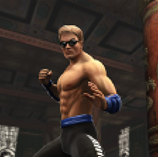 Johnny Cage Photo 32