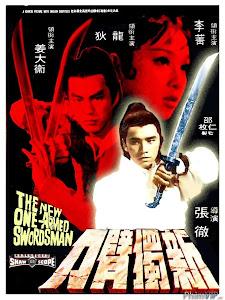 Tân Độc Thủ Đại Hiệp: Khương Đại Vệ - The New One-armed Swordsman poster