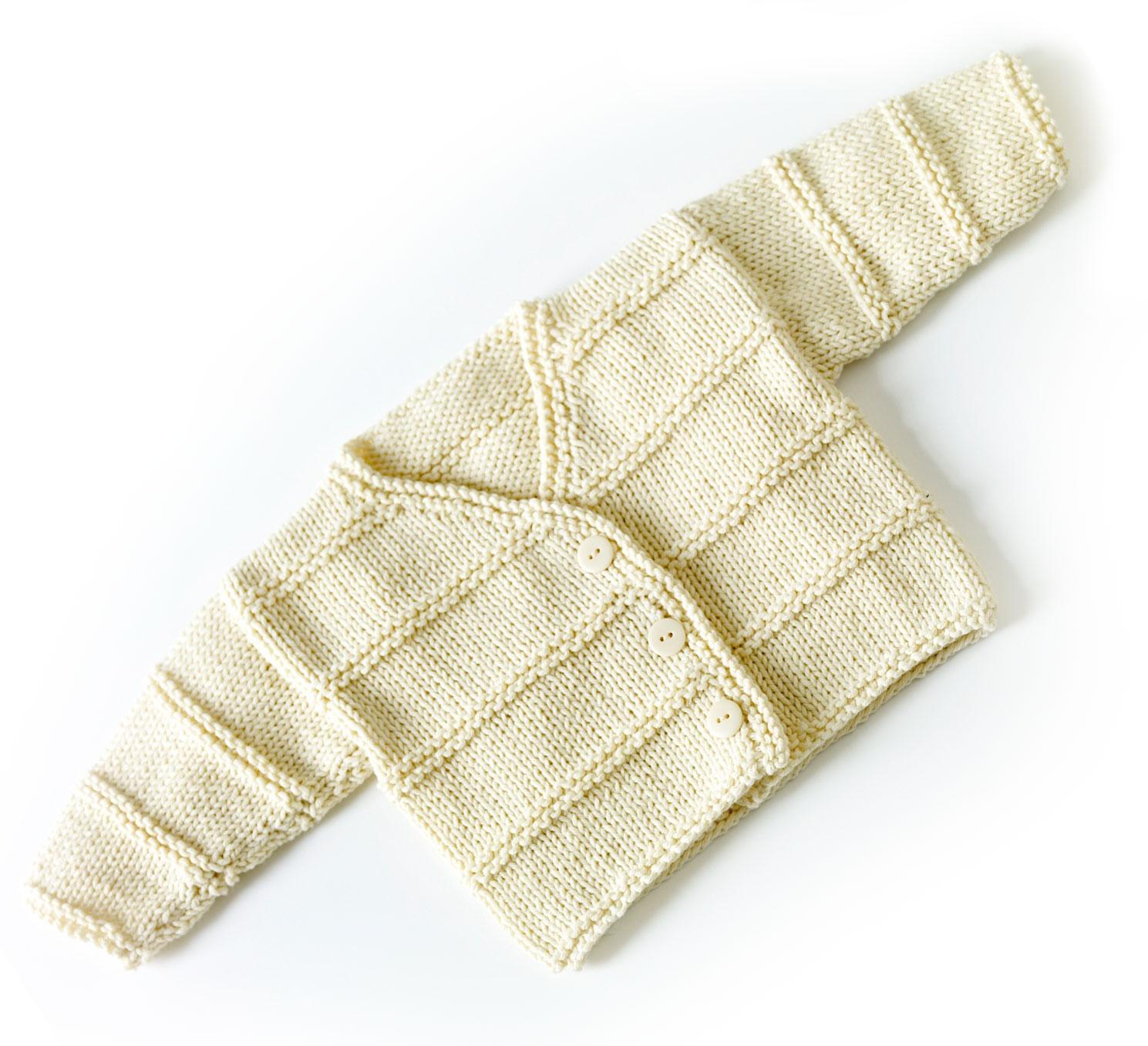 Knitting Pattern All In One Baby Cardigan : Ana Maria tricoecrochebebe -: Casaquinhos em trico