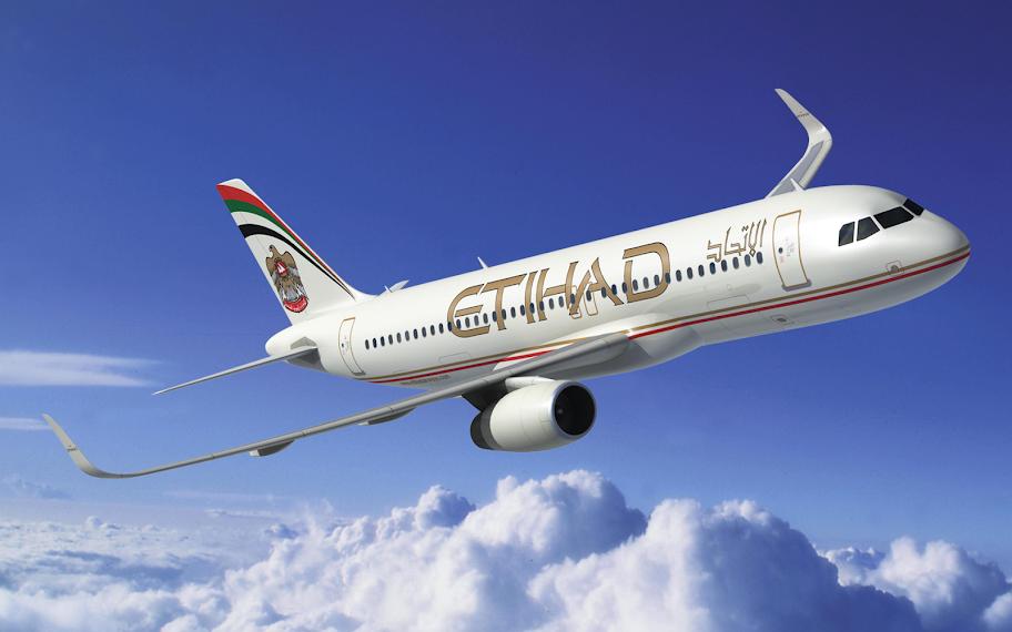 Etihad Airways Desktop Wallpaper