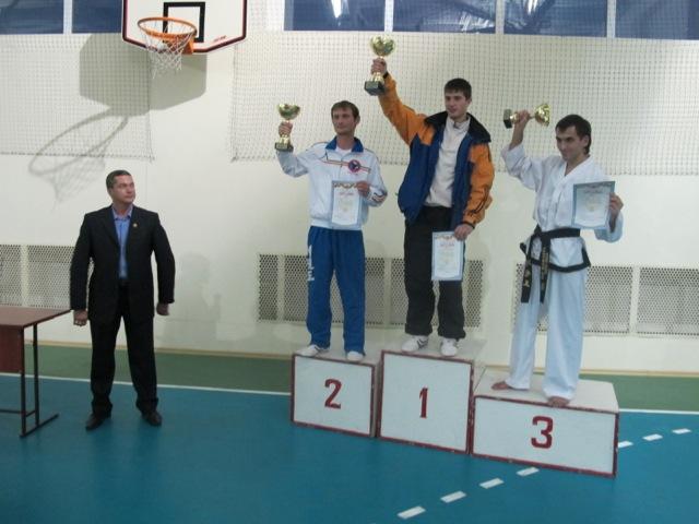 Cupa Rep. Moldova la Taekwon-Do GTF 2011 - Stolas Leukas - Locul I în clasament general
