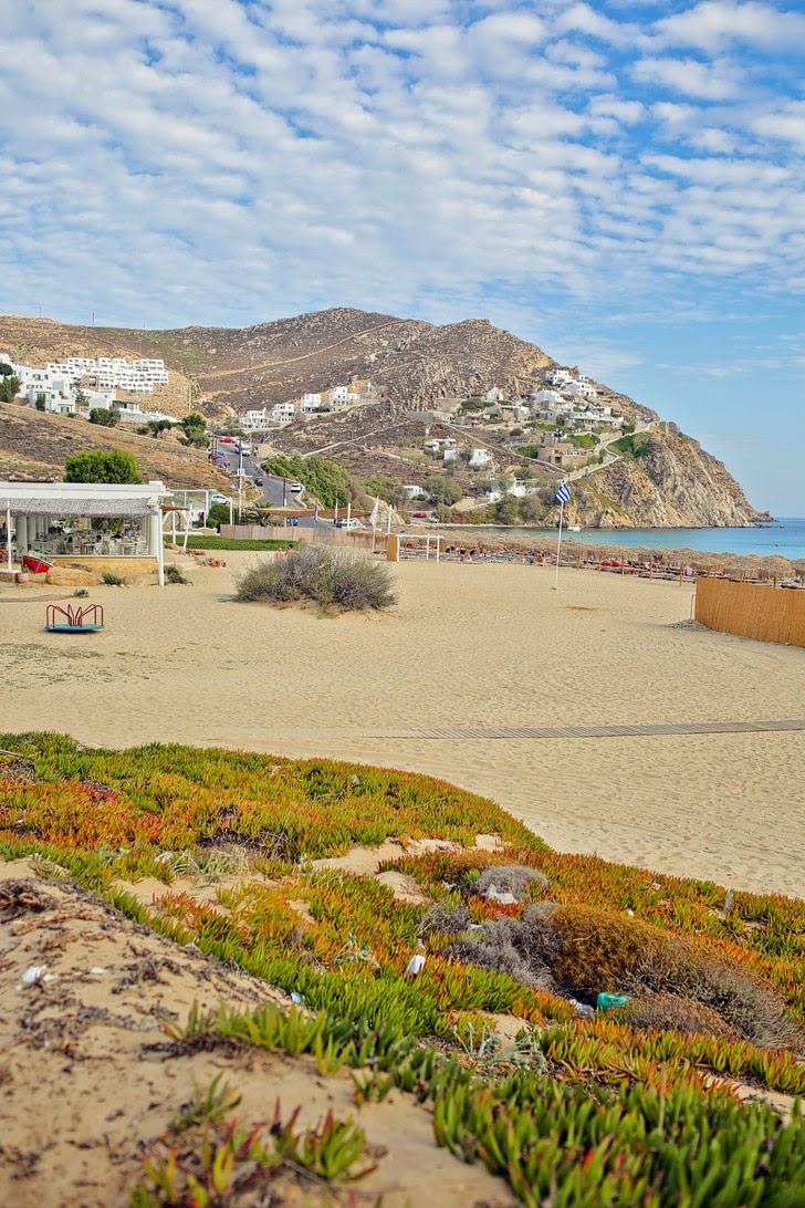 Elia Beach Mykonos Greece - Best Beaches in Mykonos.