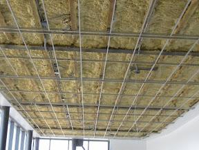 Ks services 13 chauffage le plafond rayonnant pl tre for Chauffage par le plafond