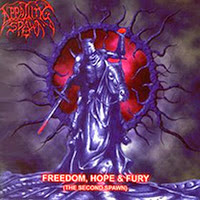 Appalling Spawn - Freedom, Hope &  Fury recenzja okładka review cover