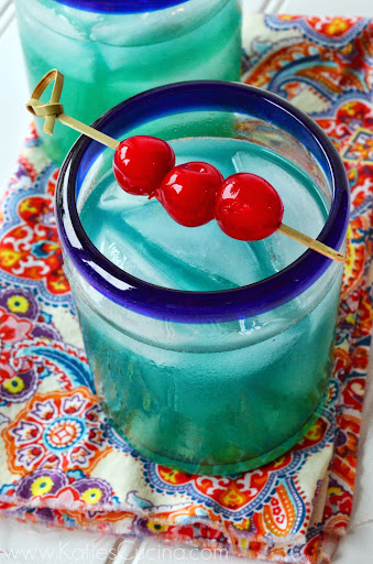 Tropical Dream Drink Recipe from KatiesCucina.com