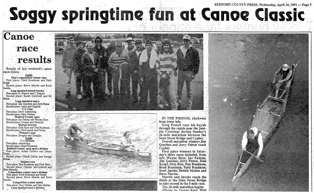 1991 Race