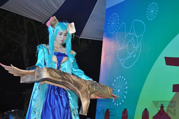 Cosplay Liên Minh Huyền Thoại tràn ngập Aki Matsuri 16