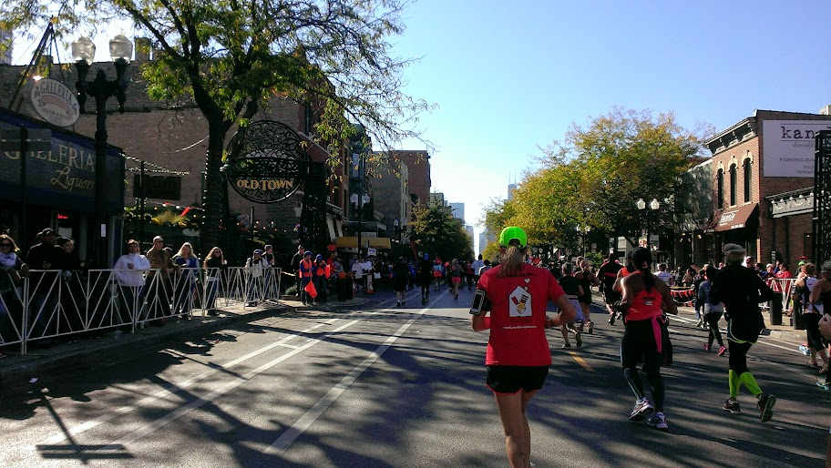 IMAG6942 My Chicago Marathon Recap   #TeamDannyDid
