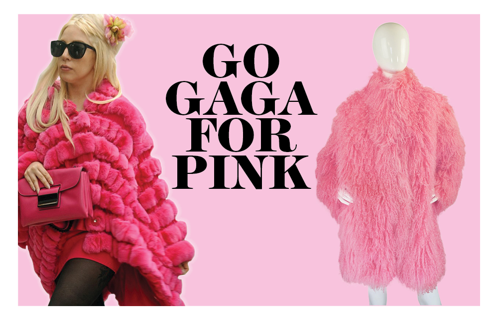 Get your gaga on + new stock!