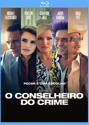 Filme Poster O Conselheiro do Crime BDRip XviD Dual Audio & RMVB Dublado