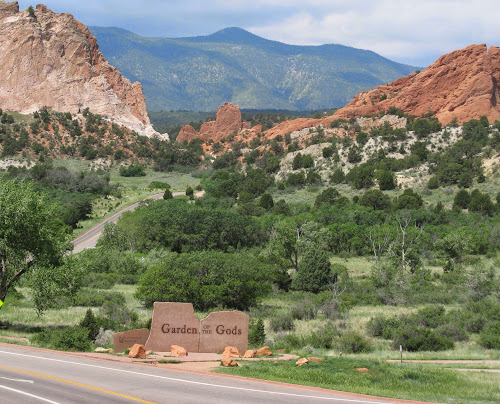 Travels With The Gemmeckes: Wonderful Day At The Garden Of The Gods And The  Broadmoor