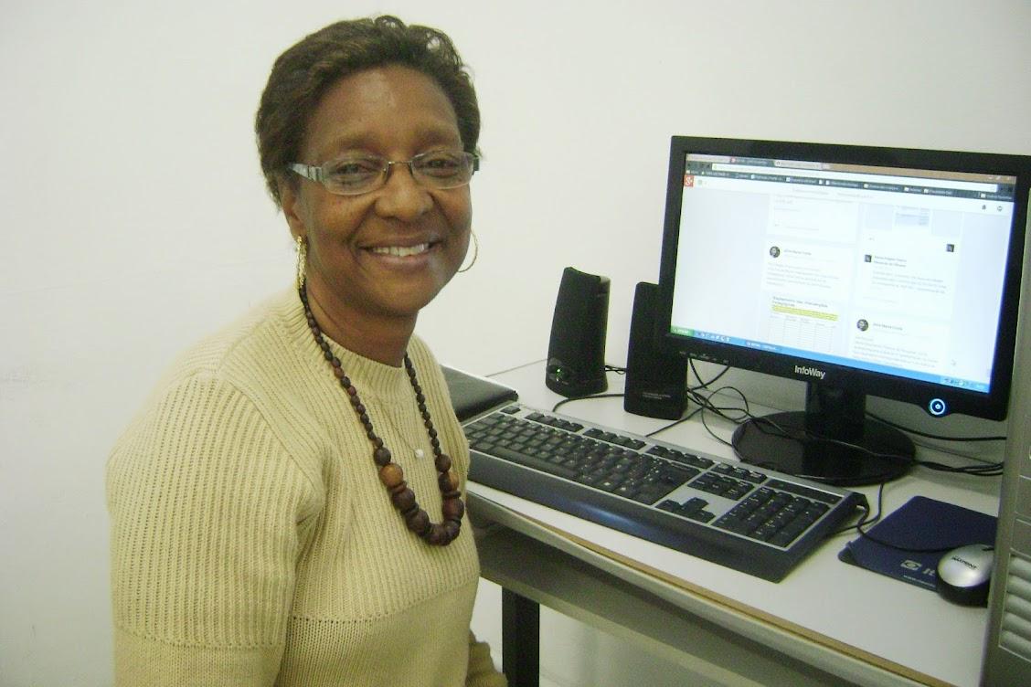 Professora coautora
