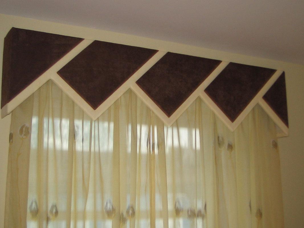 Cortinas para el hogar ideas para hacer cenefas for Ideas para cortinas infantiles