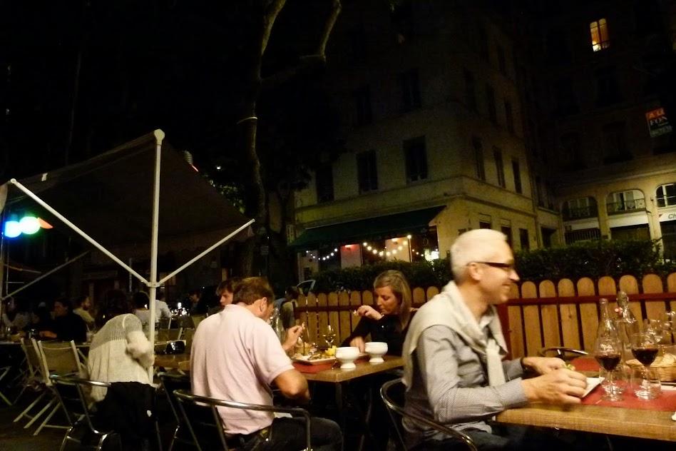 La Tour  Dining in Lyon