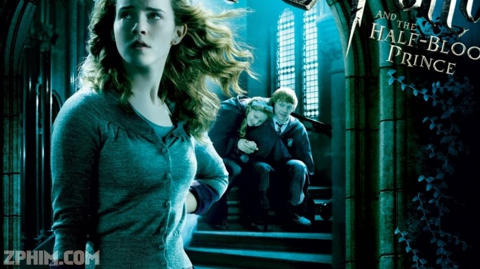 Ảnh trong phim Harry Potter Và Hoàng Tử Lai - Harry Potter and the Half-Blood Prince 1