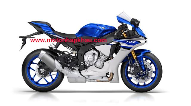 Yamaha YZF R1 2016 Màu Xanh GP
