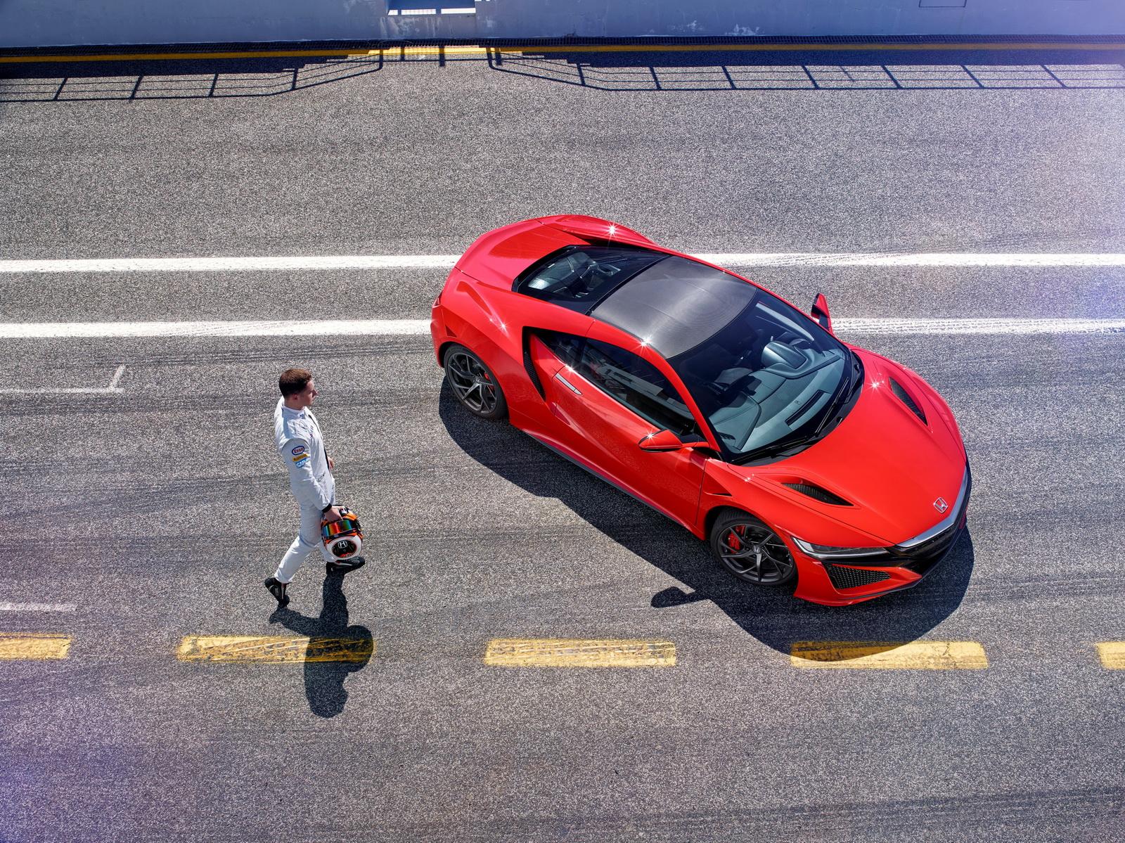 Honda NSX 2017