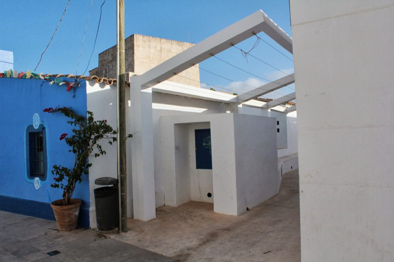 Cases de Formentera