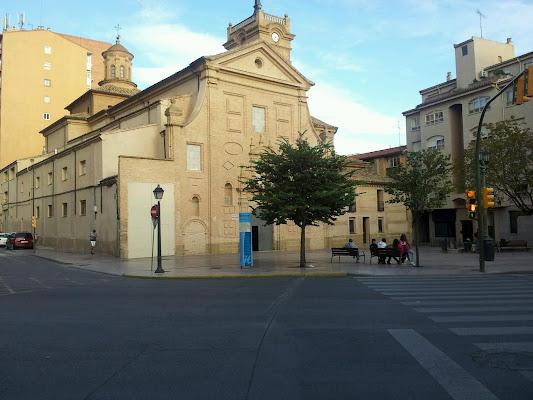 Iglesia de Santo Domingo y San Martín