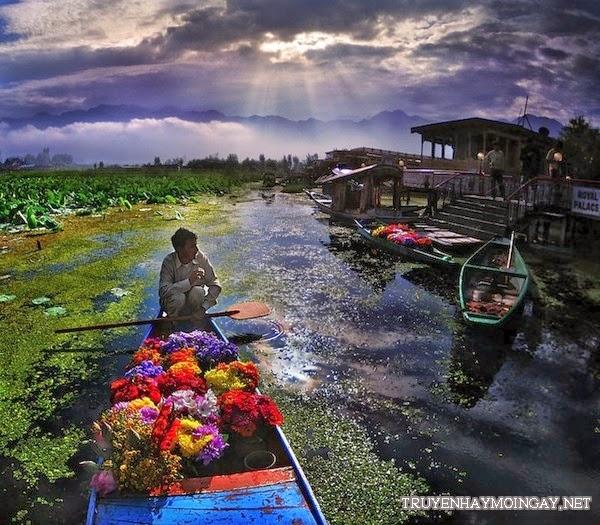 Ấn tượng với những bức ảnh đồng quê Đông Nam Á của nhiếp ảnh gia Thái Lan