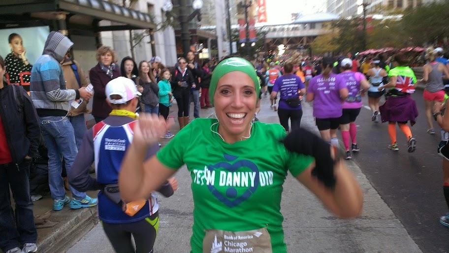IMAG6886 My Chicago Marathon Recap   #TeamDannyDid