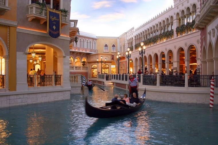 Casino Venetian, Las Vegas