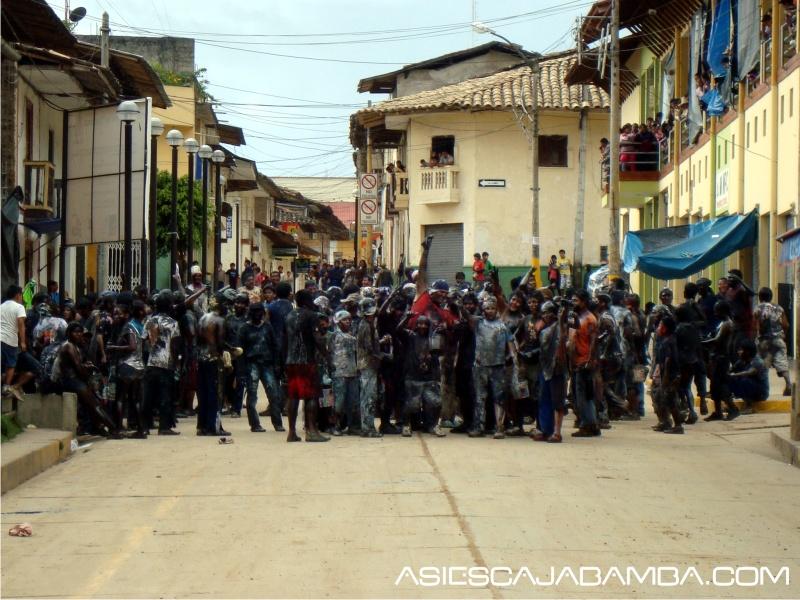 Fotos de la entrada del Ño Carnavalón 2011
