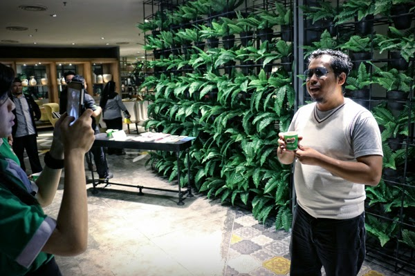 broframestone video kempen Malaysia's Longest MILO Relay