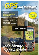 Titelbild: »GPS auf Radtour«.