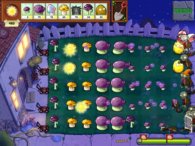 Plants vs. Zombies HD Review